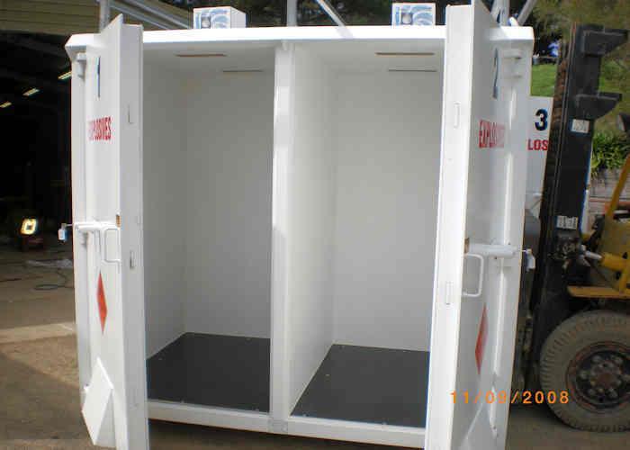 Maglok Ejector Seat Storage