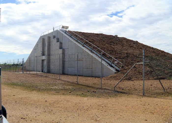 Maglok Explosives Storage Bunker